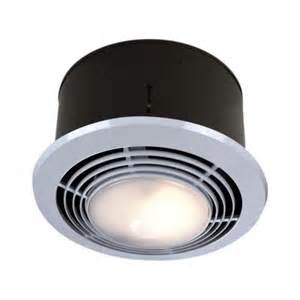 nutone bathroom exhaust fans with light and heater