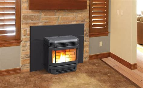 Pellet Insert For Fireplace by Beautiful Pellet Burning Fireplace 4 Pellet Burning