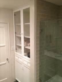 linen closet ensuite bath