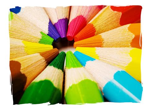 Creating With Colour Free Educational Fun Colour Picture