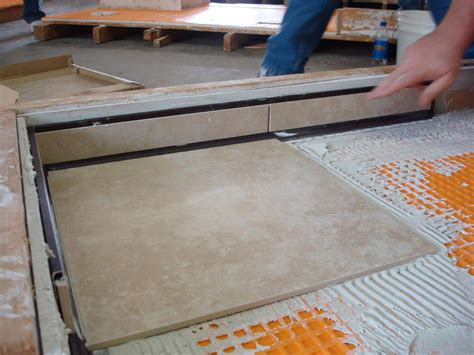 Tile Floor Installation by Ceramic Porcelain Tile Installation M R Flooring Company