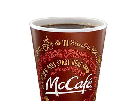 Coffee Mcd mcdonald s to offer free coffee as breakfast war heats up
