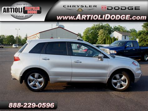 2008 acura rdx for sale enfield connecticut