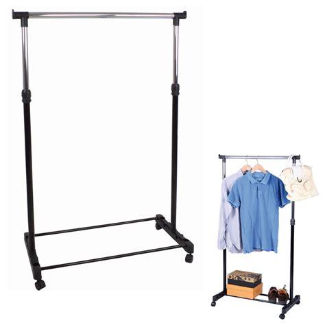 mobiler kleiderständer kleiderst 228 nder mit schuhablage bestseller shop f 252 r m 246 bel