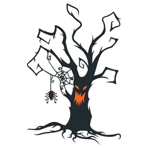gumtoo designer temporary tattoos halloween creepy tree