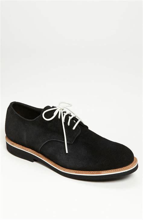 black suede derby shoes walk derby buck shoe where