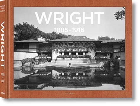 libro wright frank lloyd wright complete works vol 1 1885 1916 libros taschen