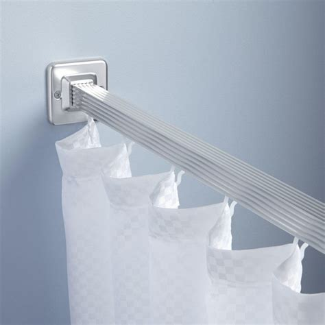 sturdy shower curtain rod the 25 best contemporary shower curtain rods ideas on