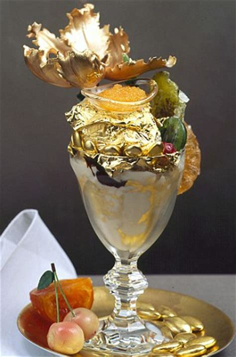 Grand Opulence Sundae just desserts world s priciest pud goes on sale for a wallet shredding 163 15 730 daily mail
