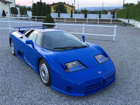 bugatti eb 110 for sale mighty bugatti eb110 gt is offered for sale carscoops
