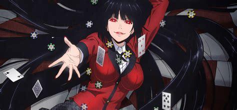 critica de kakegurui temporada  anime de netflix sobre apuestas hobbyconsolas entretenimiento