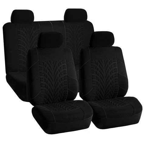 seat covers and floor mats car seat covers black combo with heavy duty black floor