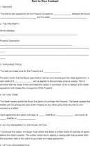 Lease To Own Template by The Rent And Lease Template In Pdf Word Excel Format Are