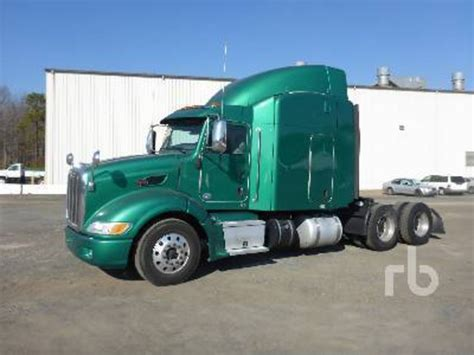 Peterbilt 384 Sleeper by Peterbilt Trucks In Maryland For Sale 105 Used Trucks From