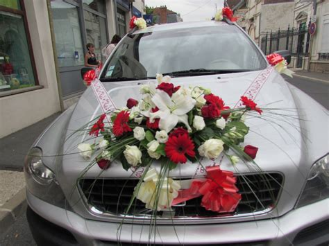 Decoration Mariage Clermont Ferrand by Decoration Voiture Mariage Clermont Ferrand