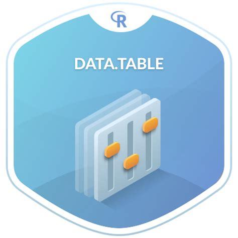 r data table tutorial merge join subset data in r datac