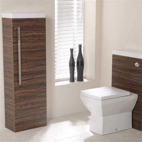 Bathroom Furniture Walnut Td Walnut 1200 Midway Unit