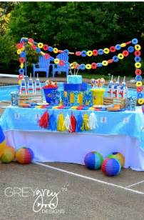 pool party decorations pool party birthday theme thebabyspot ca