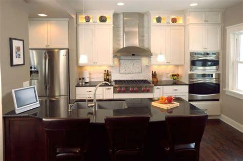 20 elegant designs of kitchen island with sink 20 elegant designs of kitchen island with sink