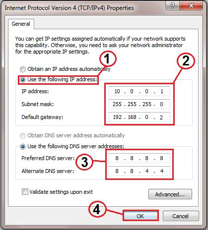 How To Lookup Ip Address On Windows 7 Image Change My Ip Address