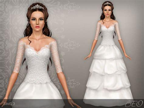 sims 3 wedding hair beo s wedding dress 37