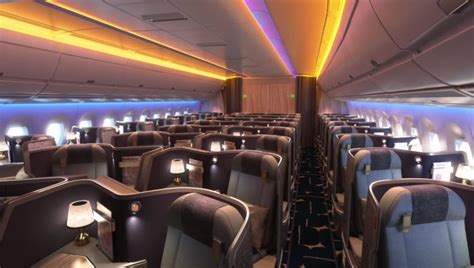 Qatar Airways Interior China Airlines Airbus A350 Interior Delivery Routes