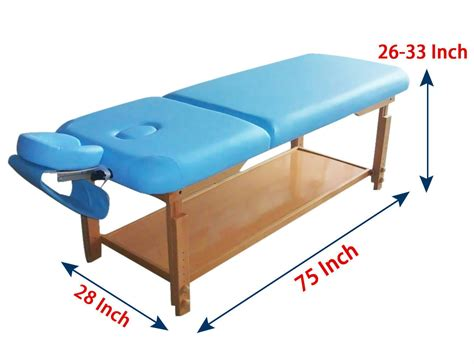 healthline portable table healthline pro stationary table bed 2