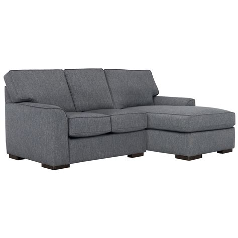 blue sectional with chaise city furniture austin blue fabric right chaise sectional