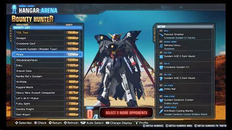Ps4 Gundam Breaker 3 Edition Reg 3 gundam breaker 3 is heading to sea in