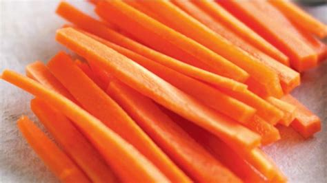 homelife how to julienne a carrot