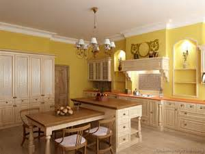 Yellow And White Kitchen Ideas by Yellow Kitchen Walls With White Cabinets Images
