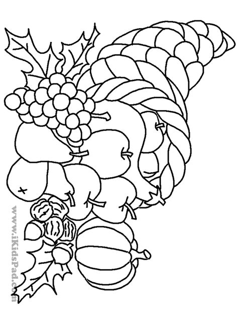autumn vegetables coloring pages free fall coloring pages printable coloring home