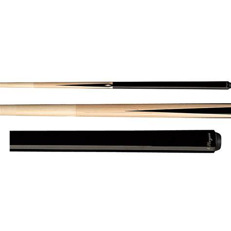 Murrey Std 1 Maple Pool Billiard Cue Stick Stik Biliar Hitam players s pspd maple sneaky pete pool cue stick