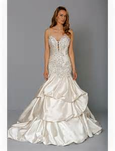 Wedding Dress Preservation Kleinfeldbridal Com Pnina Tornai Bridal Gown 32711004 Mermaid Dropped Waist