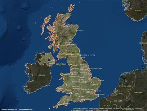 Address Finder Map Uk United Kingdom Satellite Maps Leaddog Consulting