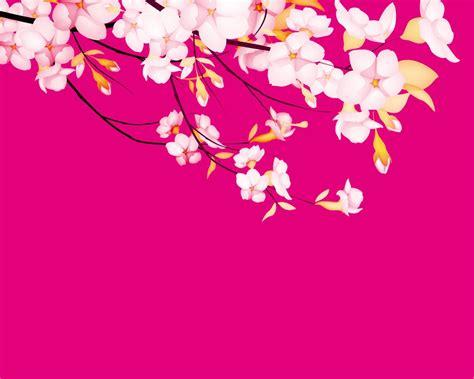imagenes flores simples fondos de pantalla de fondo rosa con flores tama 241 o 1024x768