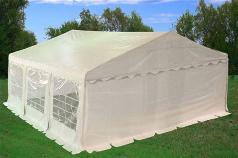 amazon com hercules canopy shelter party tent 18x20 w 20 x 20 heavy duty party tent canopy