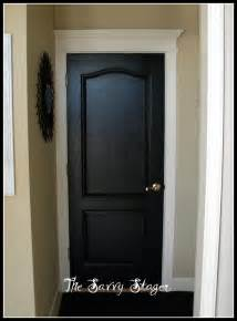 A Door For Black Door The Savvy Stager