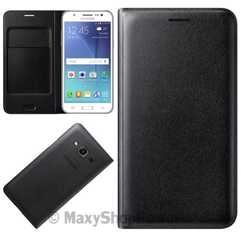 Galaxy 2 Flip Cover samsung custodia originale flip cover galaxy j3 2016
