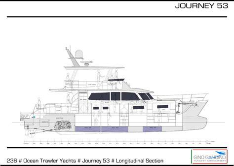 catamaran trawler plans journey catamarans lrc ocean trawler yachts