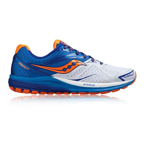 saucony ride shoes saucony ride 9 running shoes ss17 48