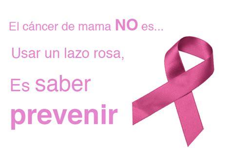 imagenes originales contra el cancer de mama 191 qu 233 no es c 225 ncer de mama expoknews