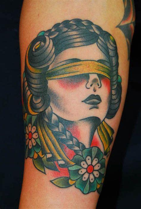 gypsy woman tattoo traditional tatueringar tatueramera se