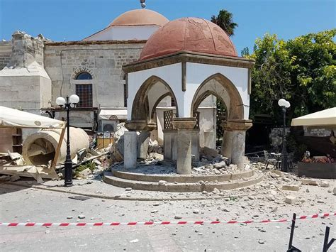 earthquake kos lancaster deli owner describes being in kos greece during