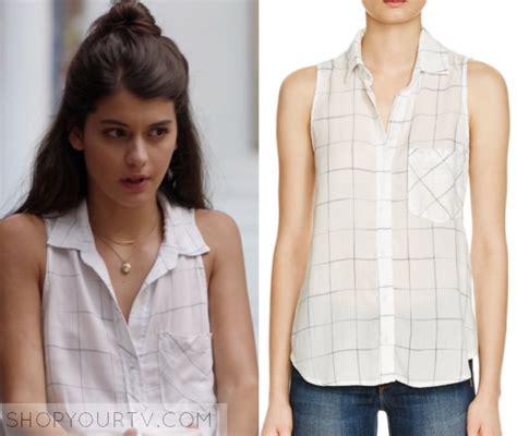 Blouse Sabrina 1 sabrina pemberton fashion clothes style and wardrobe