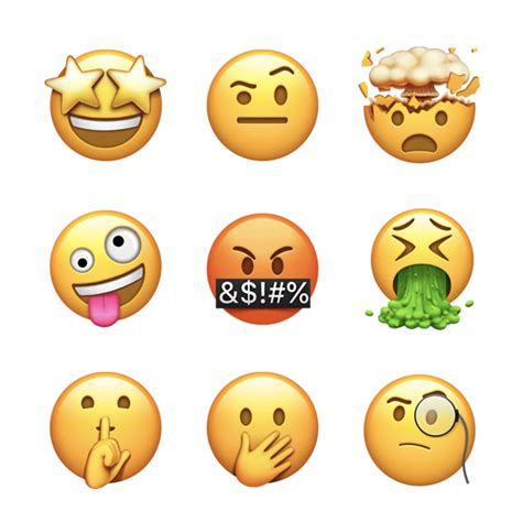 ios  emoji changelog