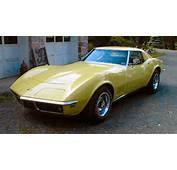1968 Corvette Interior  Car Design