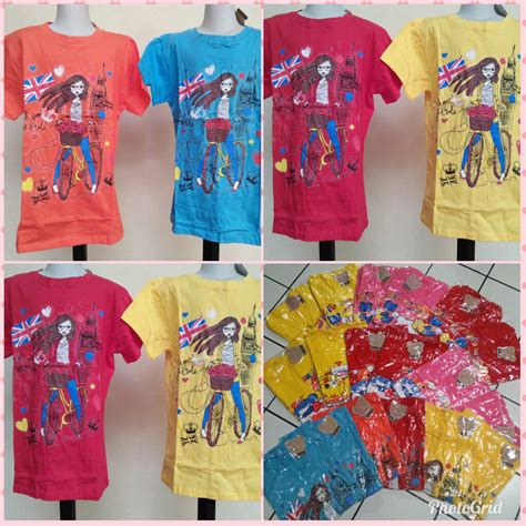 Baju Kaos Abg by Grosir Kaos Banana Abg Murah 15ribuan