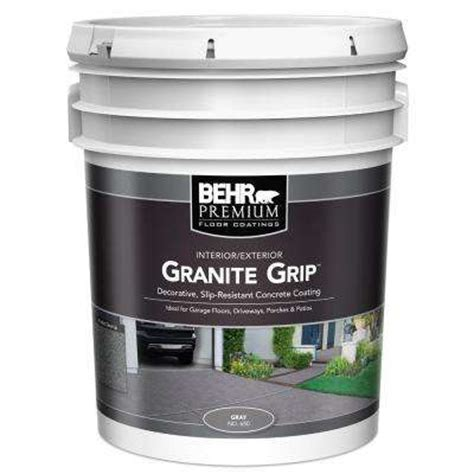 concrete basement garage floor paint paint the home
