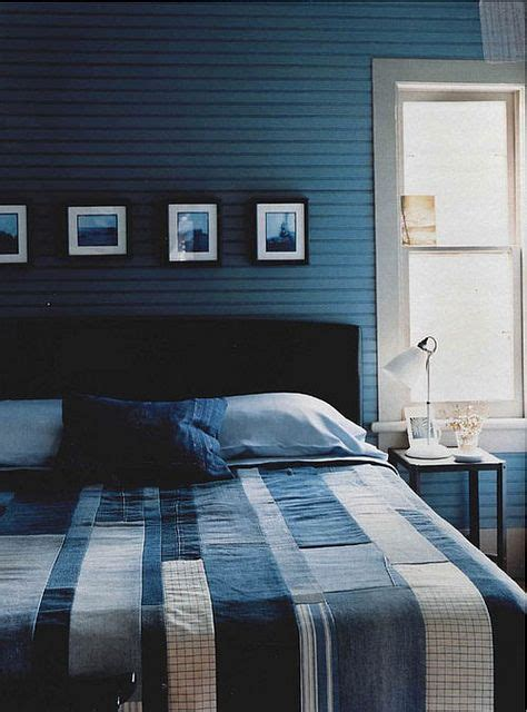 decorating with denim indigo blue and denim for your home